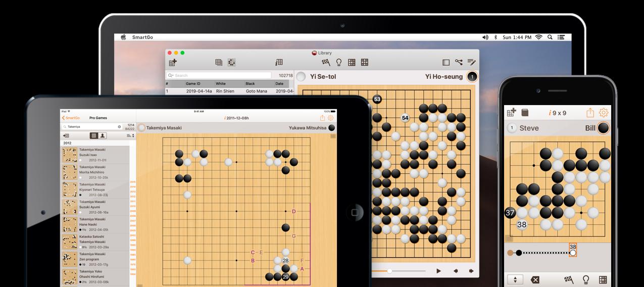 SmartGo • Software for the Game of Go